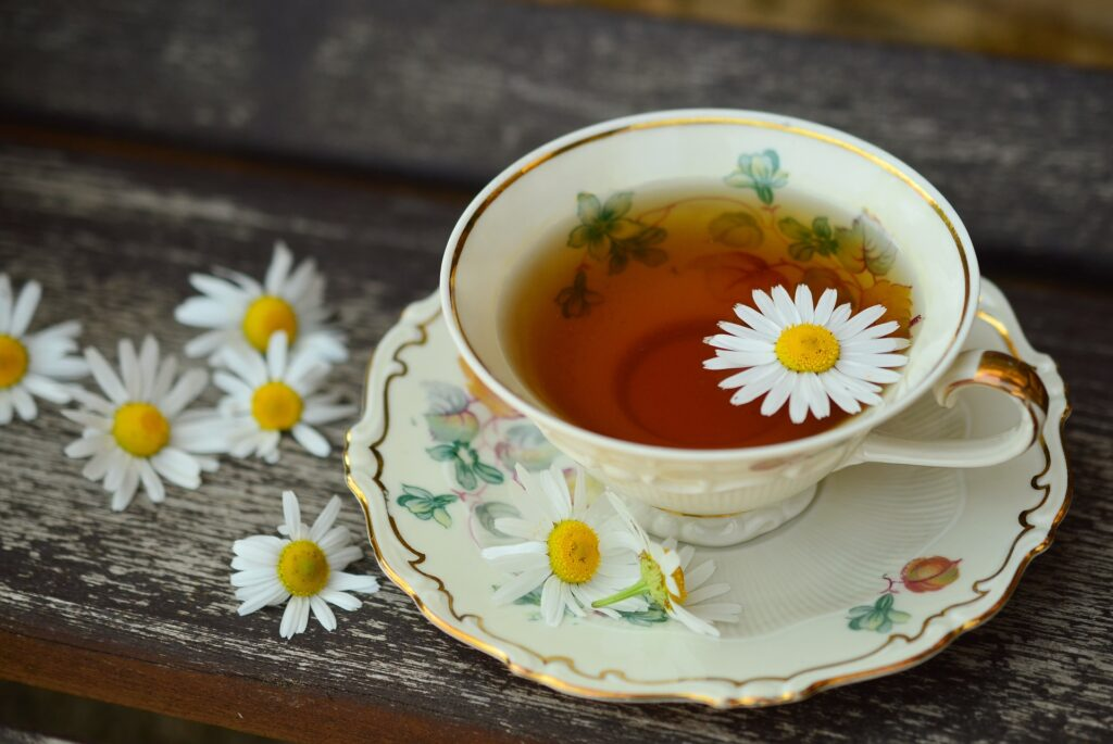 Can Dogs Drink Chamomile Tea?